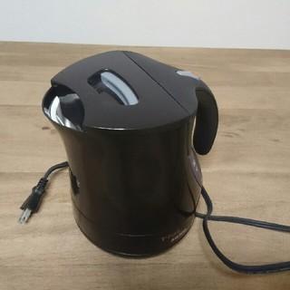 T-fal - T-fal 電気ケトル ジャスティン 1.2L カカオブラック