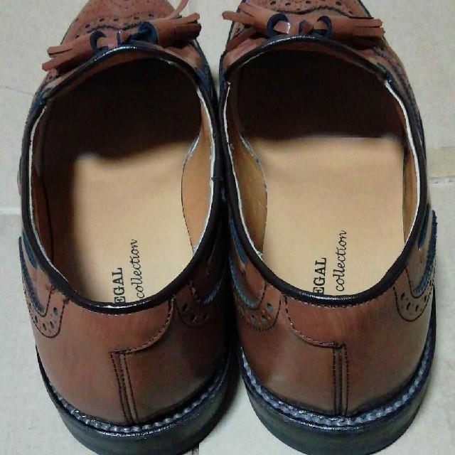 REGAL(リーガル)の美品リーガル タッセルローファー メンズの靴/シューズ(ドレス/ビジネス)の商品写真