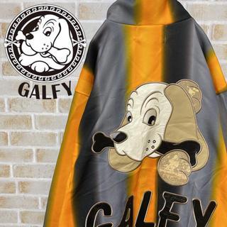 ガルフィー(GALFY)の【激レア‼︎】【新品未使用】ガルフィー◎ビッグロゴ 90s トラックジャケット(ジャージ)