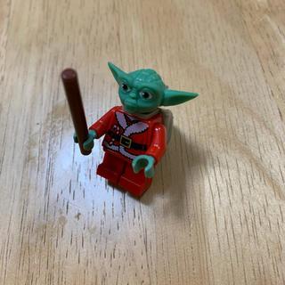 レゴ(Lego)のレゴ スターウォーズ ミニフィグ ヨーダ クリスマス(模型/プラモデル)