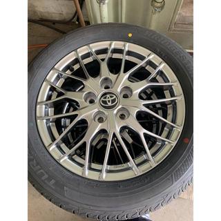 BRIDGESTONE - トヨタ ヴォクシー 新車外し BBS製 純正ホイール タイヤ4本セット