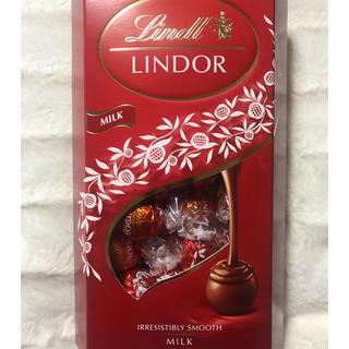 Lindt - リンツリンドールチョコレートミルク