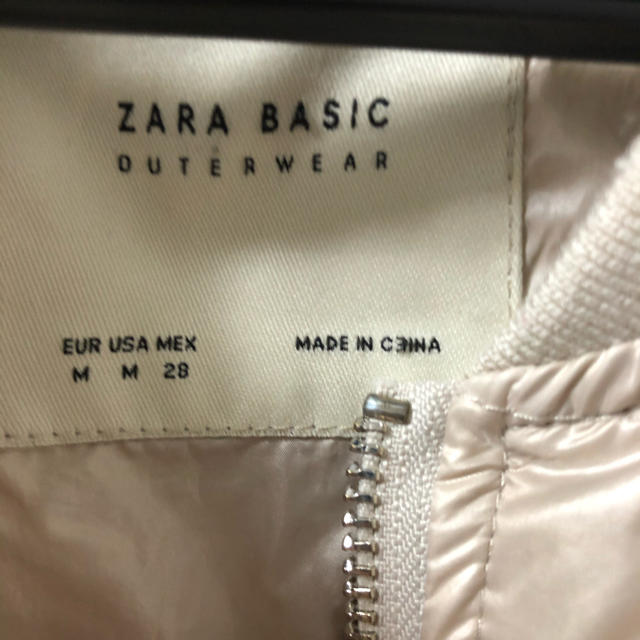 ZARA(ザラ)のZARA ダウン レディースのジャケット/アウター(ダウンジャケット)の商品写真