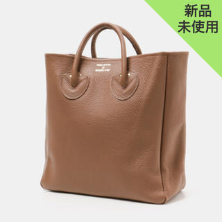 IENA -  【Mサイズ】YOUNG&OLSEN EMBOSSED LEATHER TOTE
