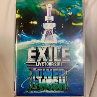 EXILE - EXILE LIVE TOUR 2011 TOWER OF WISH