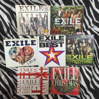 値下げ!EXILE CD セット♡(R&B/ソウル)