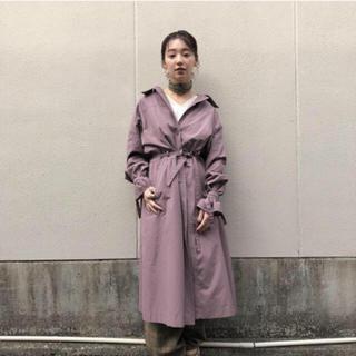 トゥデイフル(TODAYFUL)の【最終値下げ】vintage coat ビンテージコート(トレンチコート)