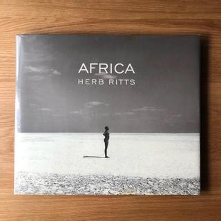 Herb Ritts AFRICA /大判 写真集 ハーブ・リッツ アフリカ(洋書)