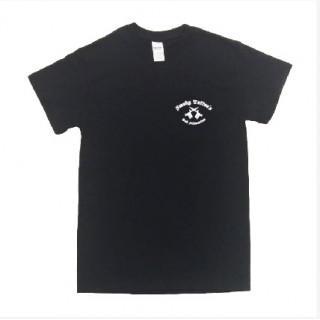 tattoo タトゥーマシーン ロゴ 半袖 Tシャツ git10-2(Tシャツ/カットソー(半袖/袖なし))