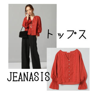 JEANASIS - JEANASIS★トップス
