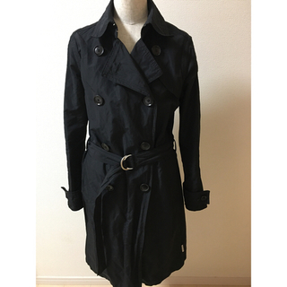 MONCLER - モンクレール   スプリングコート正規品 黒