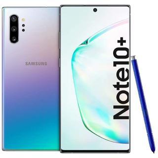 SAMSUNG - 【新品未開封】Galaxy Note 10+ SIMフリー Aura Glow