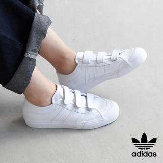 adidas - adidas アディダス マッチコート ベルクロ