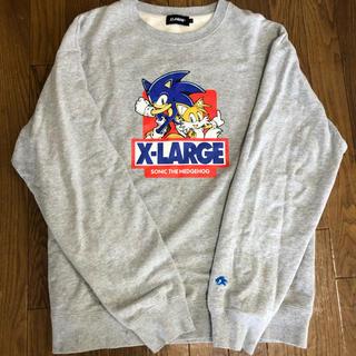 XLARGE - XLARGE SONIC コラボ スウェット