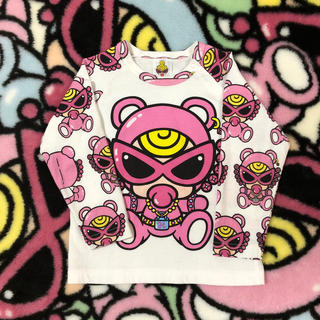 ヒステリックミニ(HYSTERIC MINI)の🐻ロンティ❤(Tシャツ/カットソー)