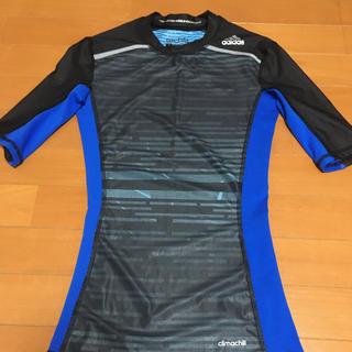 adidas - 春からのスポーツに適したadidas 長袖 コンプレッションシャツ M