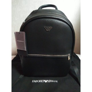 Emporio Armani - 新品・未使用 EMPORIO ARMANI バックパック リュック
