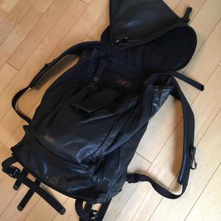 UNDERCOVER - 希少アンダーカバーオールレザーリュックバックパックプラダ型scabウエストバッグ