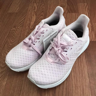 adidas - アディダス ランニングシューズ ピンク 23.5cm