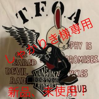 VANSON - 最終値下げ!【新品】バンソン×TFOA×クローズ×デスラビット ポロシャツ