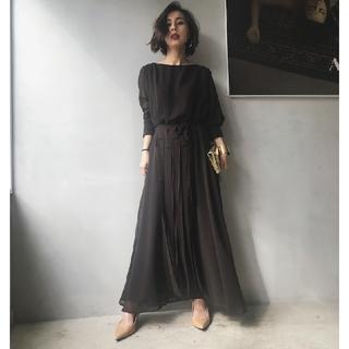 Ameri VINTAGE - Ameri vintage curtain lady dress