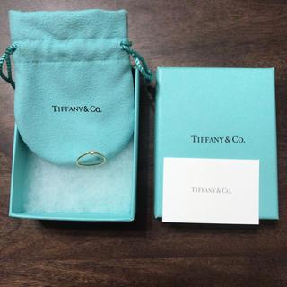 ティファニー(Tiffany & Co.)のティファニー  Tiffany エルサペレッティ (リング(指輪))