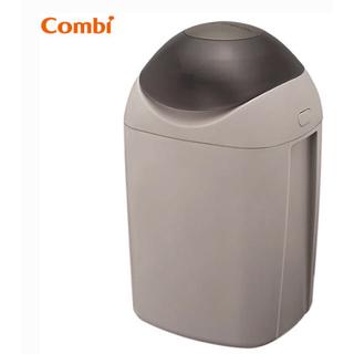 コンビ(combi)のコンビ 強力防臭抗菌おむつポット ポイテック スペアカ2個おまけ(紙おむつ用ゴミ箱)