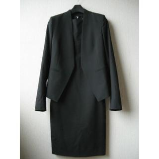 theory - theory TAILOR ノーカラー セットアップ スーツ