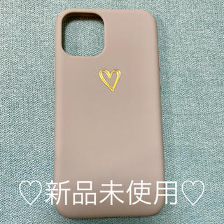 iPhone11 Proケース♡ハートデザイン