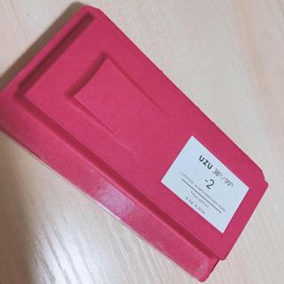 フローフシ(FLOWFUSHI)の新品 UZU リップスティック -2 フローフシ(口紅)