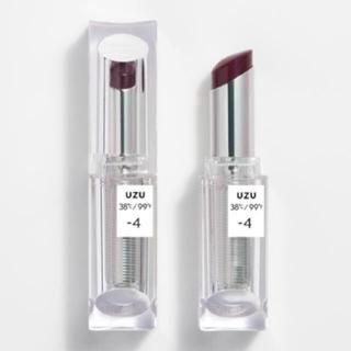 フローフシ(FLOWFUSHI)の新品 UZU リップスティック -4 フローフシ(口紅)