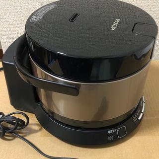 日立 - 日立IH炊飯器 RZ-WS2M (N) ブラウンゴールド