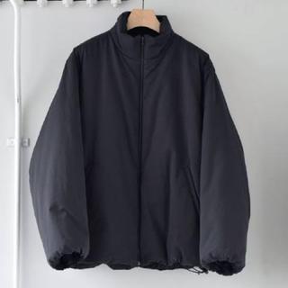 COMOLI - 20ss インサレーションジャケット ブラック サイズ3