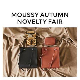 マウジー(moussy)のMOUSSY ノベルティ バック(トートバッグ)