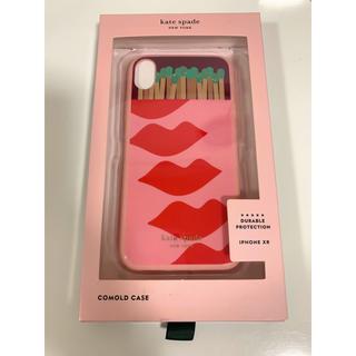ケイトスペードニューヨーク(kate spade new york)の新品未使用 ケイトスペード iPhoneケース(iPhoneケース)