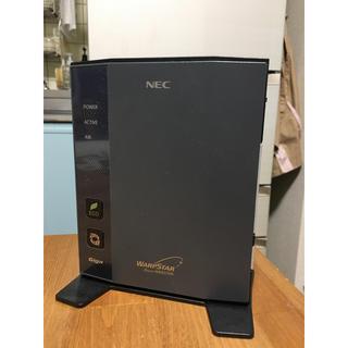 NEC - Wi-Fiルーター【NEC】