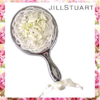 JILLSTUART - 新品未使用♡ ジルスチュアート フラワーブーケ ハンドミラー