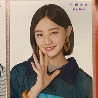 ノギザカフォーティーシックス(乃木坂46)のしあわせの保護色 セブン特典 中田花奈(アイドルグッズ)