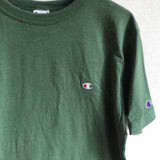 Champion - champion Tシャツ グリーン 緑 レアカラー