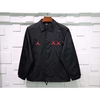 NIKE - jordan kaws coach jacket L カウズ
