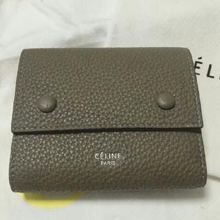 celine - 【美品】三つ折り財布 CELINE