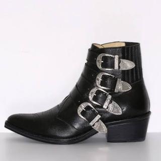 トーガ(TOGA)の【即購入可】 toga virilis 4バックル ウエスタン ブーツ(ブーツ)