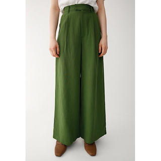 moussy - moussy EASY WIDE PANTS