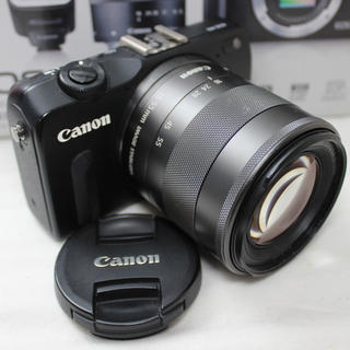 Canon - ❤️Wi-Fi❤️Canon EOS M2 ミラーレスカメラ