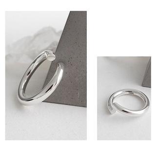 トーガ(TOGA)の●インポートジュエリー シルバーリング silver925(リング(指輪))