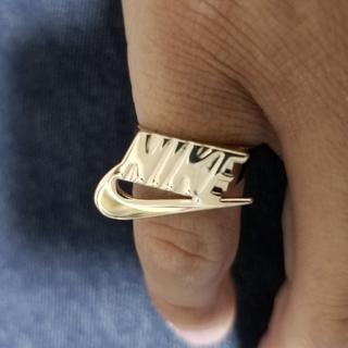 シュプリーム(Supreme)の炎上価格 激レア ナイキ シュプリーム k14 リング (リング(指輪))