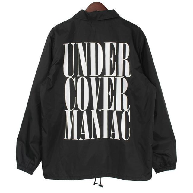 UNDERCOVER(アンダーカバー)の新品 本物 アンダーカバー コーチジャケット ❤ tシャツ パーカーbagcap メンズのジャケット/アウター(ナイロンジャケット)の商品写真