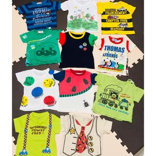 HusHush - Tシャツ 80、90 まとめ売り