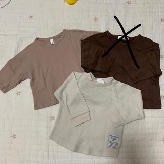 petit main - 韓国子供服★ロンT
