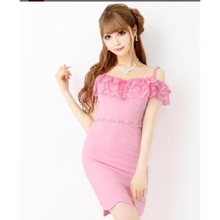 デイジーストア(dazzy store)の ドレス キャバ キャバドレス ミニドレス ナイトドレス(ミニワンピース)